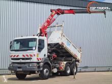 Ciężarówka wywrotka dwustronny wyładunek Renault Kerax 320