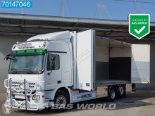Camion Mercedes Actros 2551 furgon second-hand