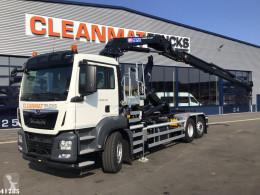 Lastbil MAN TGS 26.430 flerecontainere brugt