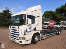 Camion Scania P châssis occasion