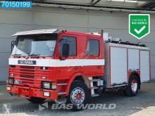 Камион противопожарен Scania P 92