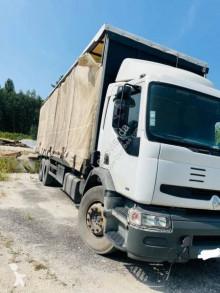 Camión Renault lonas deslizantes (PLFD) usado