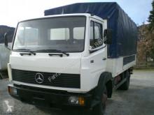 Furgoneta furgoneta con lona Mercedes 814 814 Pritsche Plane Oldtimer Gutachten 6 Zylinder