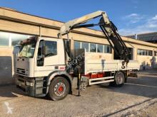 依维柯Eurotech卡车 Eurotech 180e27 机械设备运输车 二手