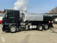 Camião Mercedes Actros 2551 L 6x2 Senning Multiflow, 4 Kammern cisterna hidraucarburo usado