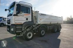 Camion tri-benne MAN TGS 35.470 BB 8x6 M-Fhs/Autom./Navi/Bordmatik