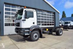 MAN alváz teherautó TGM 18.280 BB 4×4 CHASSIS – CABIN / NEW – 2021 / EURO 3