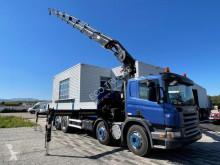 Scania standard flatbed truck P 380
