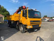 Vrachtwagen DAF CF 360 tweedehands tweezijdige kipper