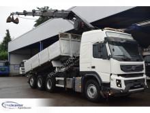 Ciężarówka platforma Volvo FMX 500