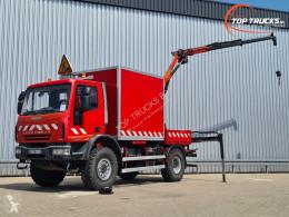 Teherautó Iveco Eurocargo használt plató