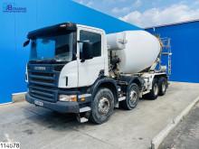 Lastbil Scania P 380 beton cementmixer brugt