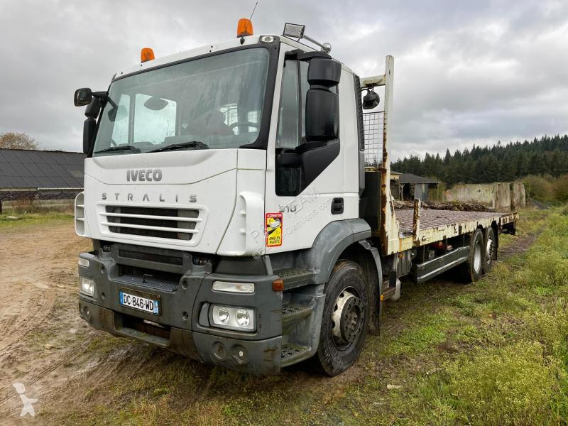Voir les photos Camion Iveco Stralis 310