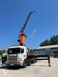Camion Scania G 480 plateau ridelles occasion