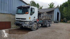 Camion Renault Kerax 380 polybenne occasion