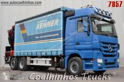 Camion rideaux coulissants (plsc) Mercedes Actros 2548