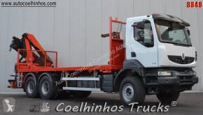 Kamión valník Renault Kerax 370 DXI