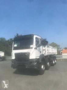 Кузов с двухсторонней разгрузкой MAN TGS 35.470