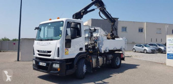 Camión volquete volquete bilateral Iveco Eurocargo 160 E 25 P tector