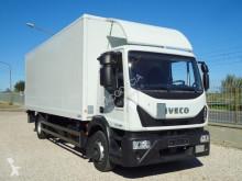 Ciężarówka furgon Iveco Eurocargo EUROCARGO 140E28 P EURO 6 FURGONE + SPONDA