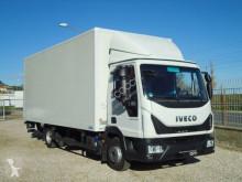 Ciężarówka furgon Iveco Eurocargo EUROCARGO 75E19 P EURO 6 FURGONE 6,10 SPONDA