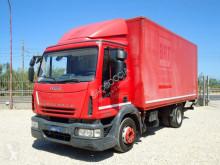 Ciężarówka furgon Iveco Eurocargo EUROCARGO 120E25 P EURO 4 FURGONE 5,40 + SPONDA