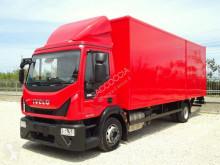Ciężarówka furgon Iveco Eurocargo EUROCARGO 120E25 P EURO 6 FURGONE + SPONDA