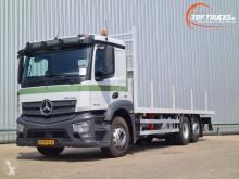 Camion Mercedes Antos 2540 plateau occasion