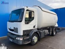 Caminhões Renault Midlum 210 cisterna productos químicos usado