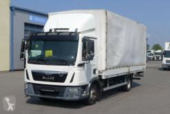 Камион MAN TGL 8.180*Euro 6*TÜV*LBW*Klima* шпригли и брезент втора употреба