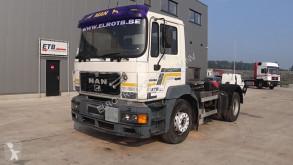 Camión MAN 19.273 (STEEL SUSP. / GOOD CONDITION / MANUAL GEARBOX) chasis usado