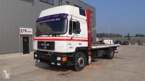 Camión caja abierta MAN 19.422 (6 CYLINDER / / MANUAL GEARBOX)