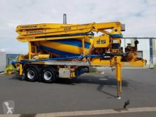Camion betoniera cu rotor/ Malaxor DE BUF ST2 Sermac Pumpe 28m/Mischer 9m³