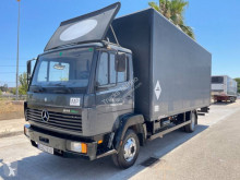 Camión furgón Portatrajes Mercedes 814