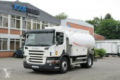 Caminhões Scania P 280 E5 / ADR / Klima / 4 Kammern / 13.000l cisterna usado