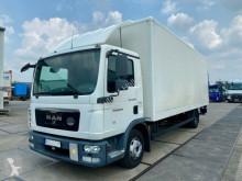 Camión furgón MAN TGL 12.250 BL Koffer 7 m Klima / Manualgear LBW