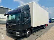 Lastbil MAN TGL 12.250 BL Koffer 7 m Klima / Manualgear LBW kassevogn brugt