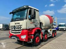 Camion béton toupie / Malaxeur Mercedes Arocs 3240 B 8x4 Schwing / Stetter 9m³ Euro 6