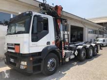 Kamión Iveco Stralis Stralis 480 hákový nosič kontajnerov ojazdený