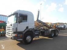 Lastbil Scania C 124C420 flerecontainere brugt