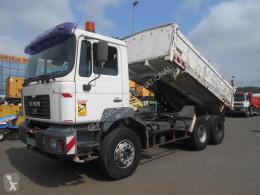 Camión MAN FE 310 A volquete volquete bilateral usado