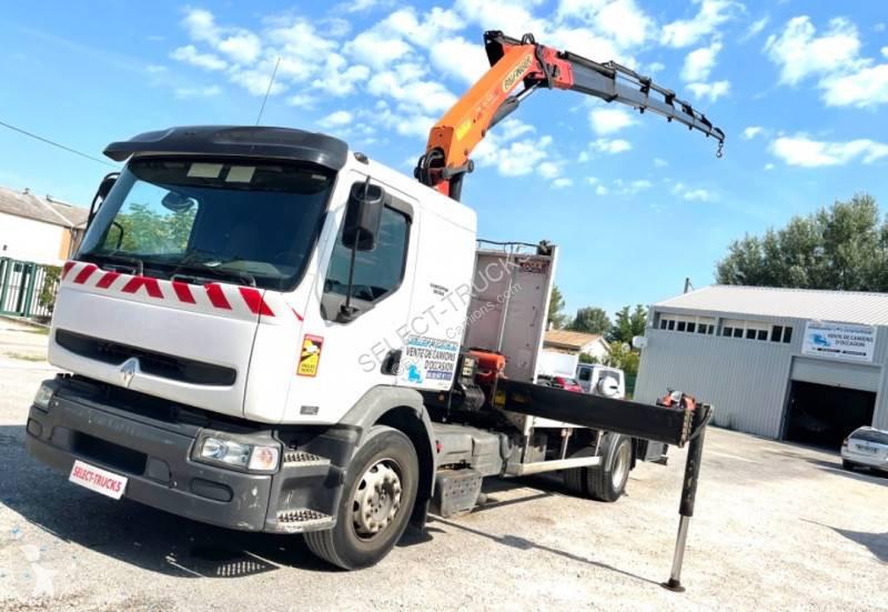 Voir les photos Camion Renault Premium Lander 320