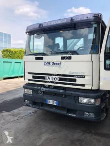 Camion Iveco Eurocargo 190 E 35 ribaltabile trilaterale usato