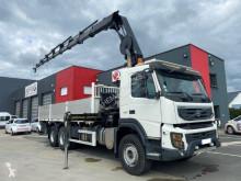 Camion Volvo FMX 450 cassone fisso usato