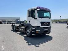 Camión portacontenedores MAN TGS 26.320