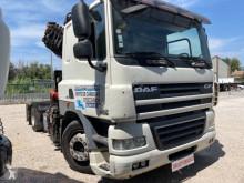 DAF CF75 360 truck used standard flatbed