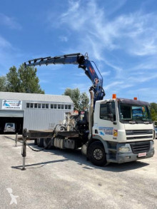 DAF standard flatbed truck CF85 380