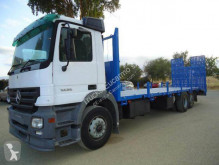 Camion Mercedes porte engins occasion