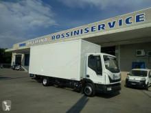 Ciężarówka furgon furgon drewniane ściany Iveco Eurocargo 75 E 21