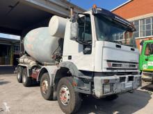 Camion béton toupie / Malaxeur Iveco Eurotrakker 410E42 H